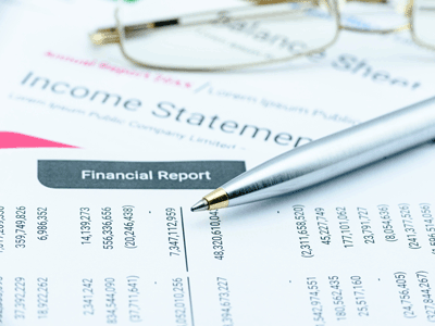 New Standard Financial Statement